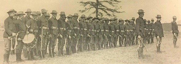 1st New Hampshire Volunteer Infantry, Co. H,1898