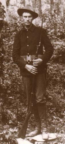 Pvt. Clark Harvey Jillson