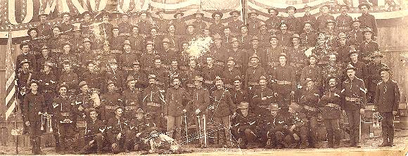 3rd Nebraska Volunteer Infantry, Co. D