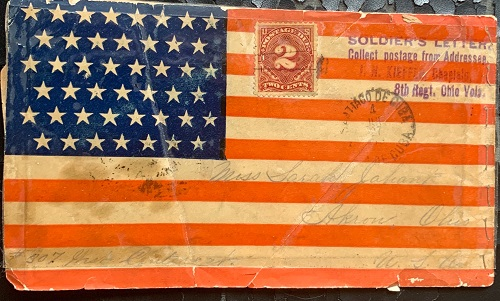 The Patriotic Envelope