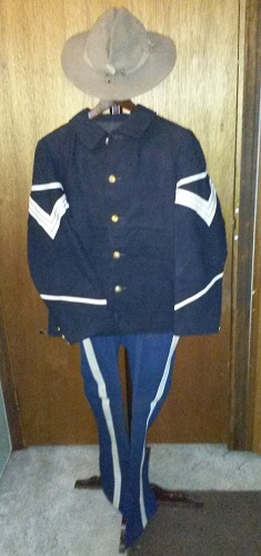 1st South Dakota Uniform