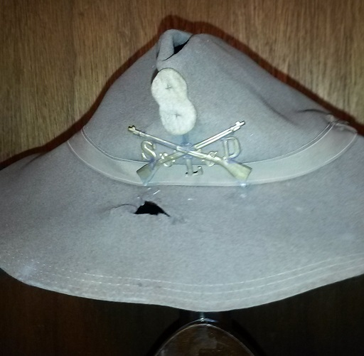 1st South Dakota Volunteer Infantry Hat