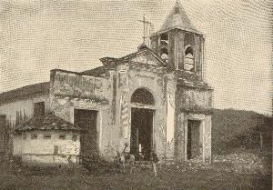 The church at El Caney