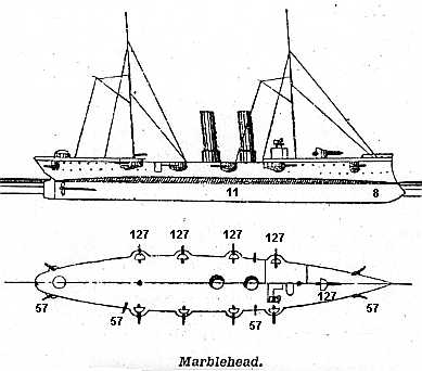 Marblehed Profile and Plan