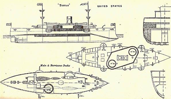 classification: second class battleship