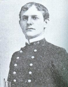 Ensign Worth Bagley, first U.S. officer killed in Spanish American War