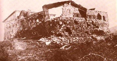 Stone fort at El Caney