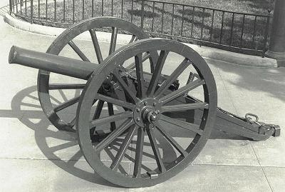 The 3 inch Hotchkiss Mountain Gun