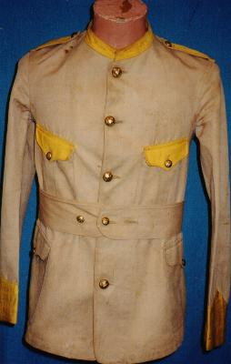 Rough Rider Tunic, front view
