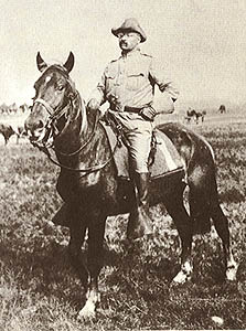 Click here to read Theodore Roosevelt's account of the Battle of Kettle and San Juan Hills Click here to read one of Theodore Roosevelt's letters to his ...