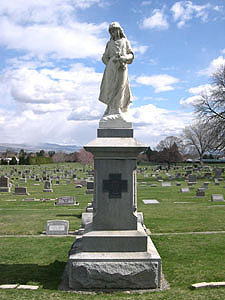 United Spanish War Veterans Plot, Tahoma Cemetery, Washington